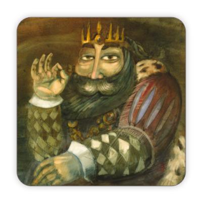 Костер (подставка под кружку) Ok-king