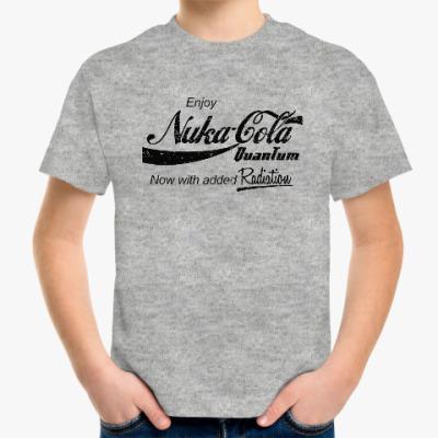 Детская футболка Nuka Cola