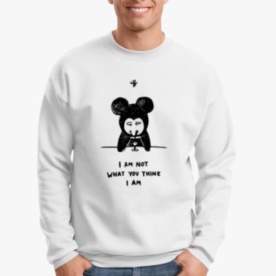 Свитшот Not a Mickey M