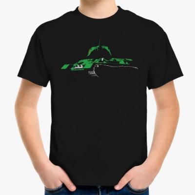 Детская футболка СССР Т-34-85 Танк Победы