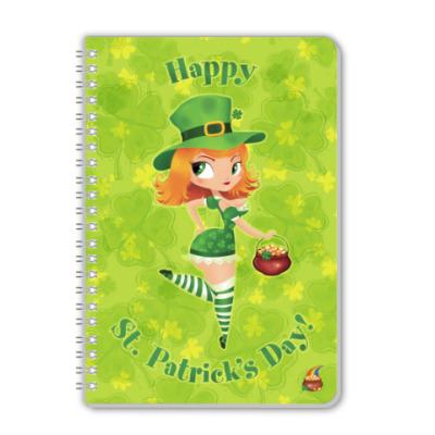 Тетрадь St. Patrick day