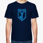 Классическая футболка Ingress resistance