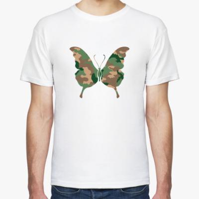 Футболка Бабочка