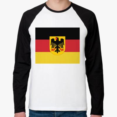 Футболка реглан с длинным рукавом Великая Германия