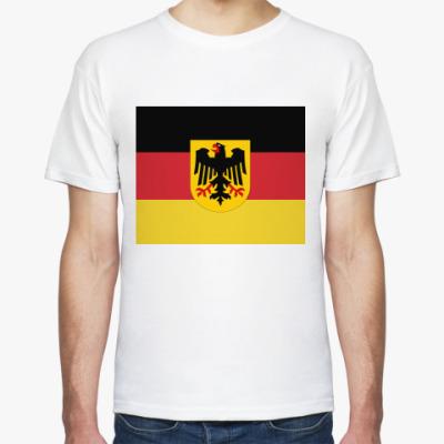 Футболка Germany