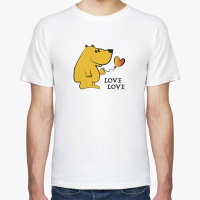 Футболка Love Love