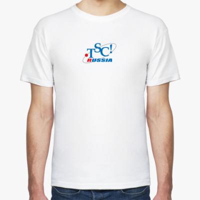 Футболка  футболка TSC! Russia