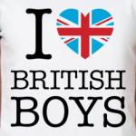I love british boys