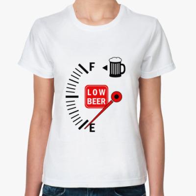 Классическая футболка Low BeeR