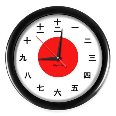 Настенные часы Nippon