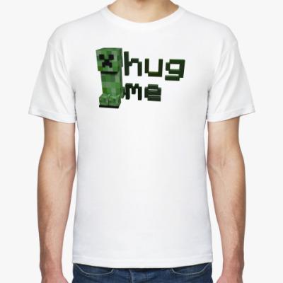 Футболка  Creeper Hugz
