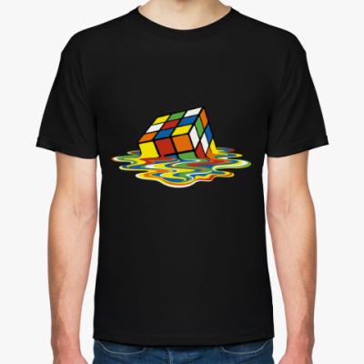 Футболка Кубик Рубика (Шелдон Куппер)